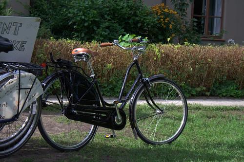 pastabos apie dviračius Vilniuje - iš Portland, JAV /
