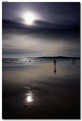 Playa de medianoche / Midnight beach (A.González) Tags: beach angel nikon playa 18105 d90 angelgonzalez agiz3