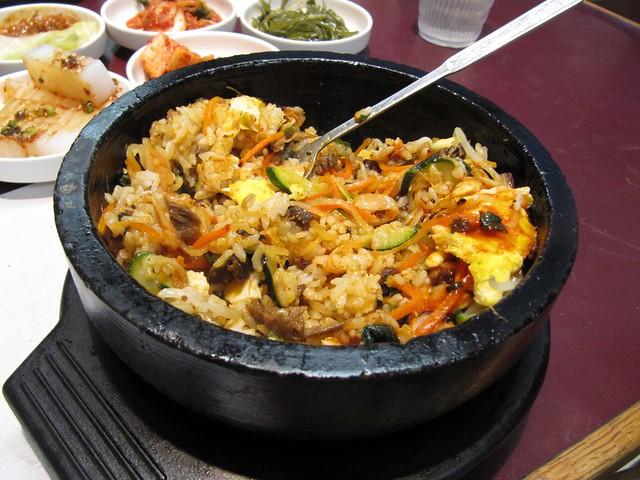 Jeon Ju - dol sot bi bim bap