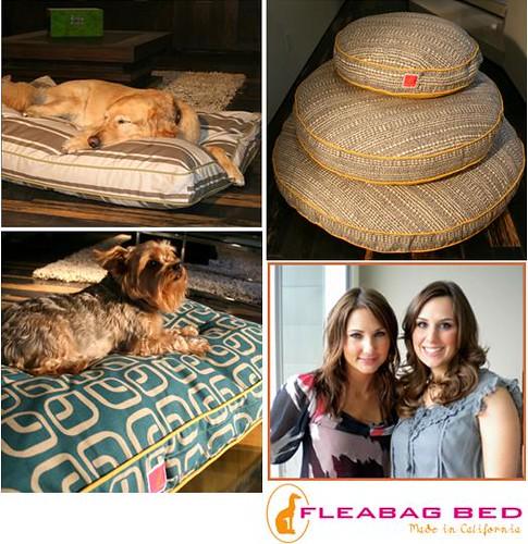 fleabag bed