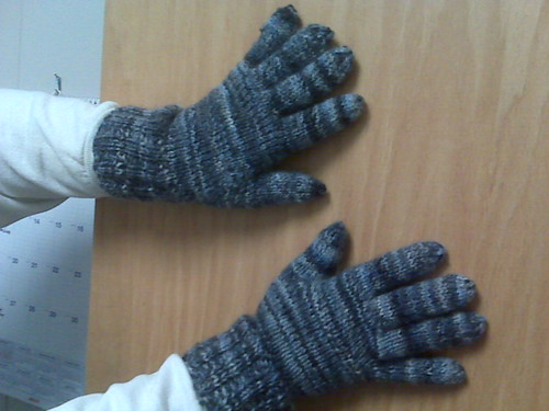 Gloves done