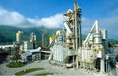 Fabrica cementos