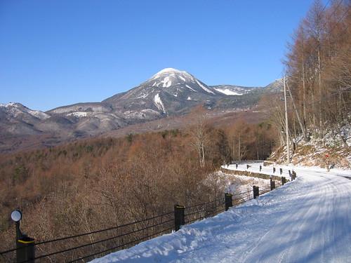 蓼科山と蓼科高原 08年1月 by Poran111