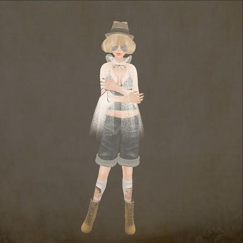 tora-san white