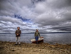 Chilotes de San Juan (3) HDR (Phil Bleau) Tags: chile portrait seascape landscape sanjuan hdr chilo loslagos olympuse30 zuico918mm
