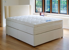 Slumberland Weymouth Divan Bed by Dreams Beds and Mattresses, on Flickr