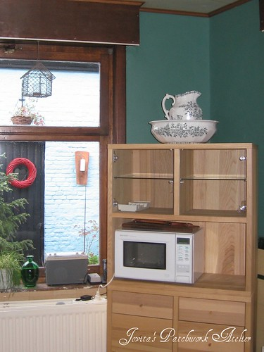 Kitchen green