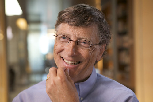 Bill Gates, From FlickrPhotos
