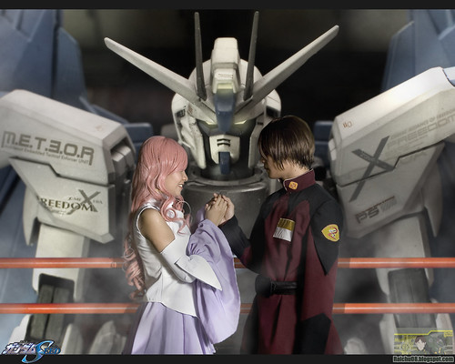 Gundam Seed Phase 34: Seen and Unseen