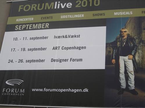 Aktiviteter i Forum