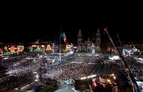 Festejos del Bicentenario de Mexico  (4)