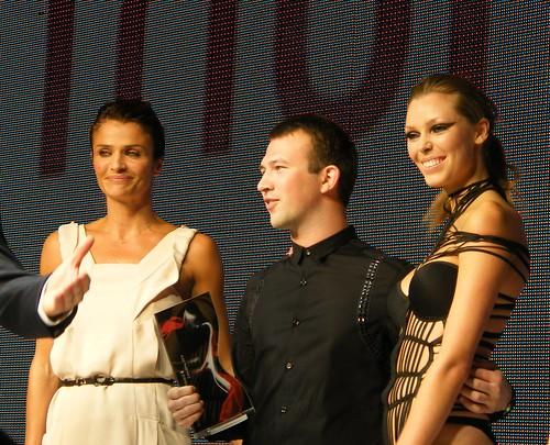 Triumph Inspiration Award 2010