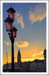 Venezia: Si fa sera - It is evening (Jambo Jambo) Tags: venice sunset sky panorama clouds landscape nikon tramonto nuvole cityscape cielo venezia sanmarco d5000 nikonflickraward nikond5000 jambojambo mygearandme mygearandmepremium mygearandmebronze mygearandmesilver mygearandmegold mygearandmeplatinum mygearandmediamond