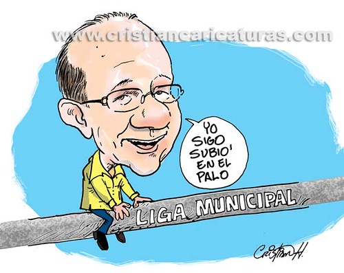Caricatura Amable