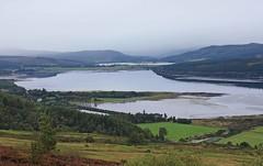 The Kyle of Sutherland (northerntourer) Tags: water landscape scotland highlands sutherland firth dornochfirth kyleofsutherland digitalcameraclub canoneos450d