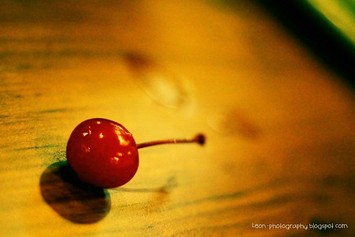 Tek a rest, have a cherry. :)