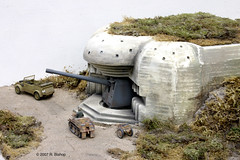 ModelCrafters WWII Atlantic Wall Diorama_Long