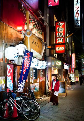Dotonbori Boy : Namba, Osaka, Japan / Japón