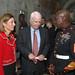 Sen. McCain, Margaret Davis, SgtMaj Kent