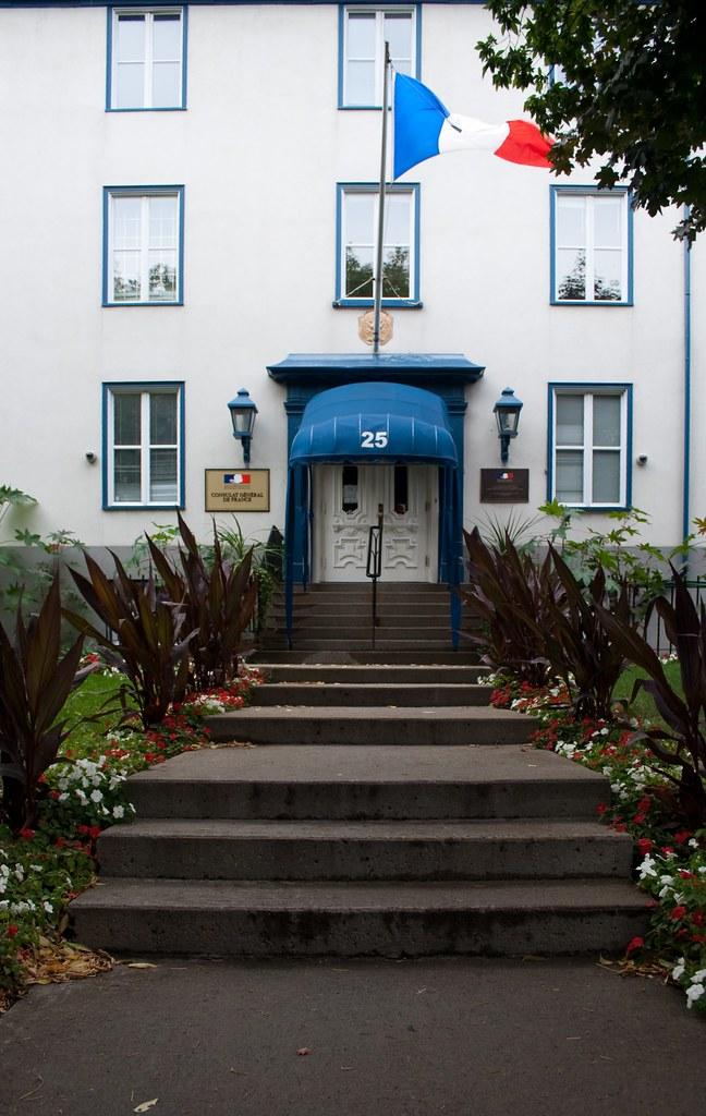 Maison Kent - Consulat Général de France à  Québec