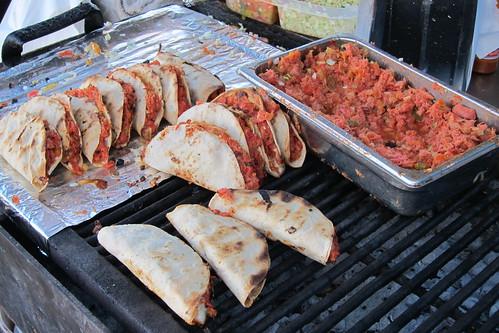Tijuana Food Marathon: marlin tacos