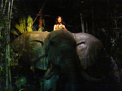 Great Movie Ride (Castles, Capes & Clones) Tags: florida waltdisneyworld tarzan hollywoodboulevard greatmovieride lakebuenavista waltdisneyworldresort maureenosullivan disneyshollywoodstudios