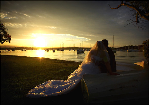 Studio Valentine Photography - Sunset at Lake Macquarie