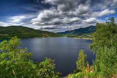 beautiful Norway (Mariusz Petelicki) Tags: lake norway clouds landscape norge scandinavia hdr 3xp krajobraz norwegia skandynawia mariuszpetelicki chmurymury