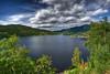 beautiful Norway (Mariusz Petelicki) Tags: lake norway clouds landscape norge scandinavia hdr 3xp krajobraz norwegia skandynawia mariuszpetelicki chmurymury