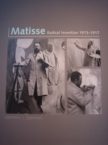 Matisse -Radical Invention, 1913-1917 _7381