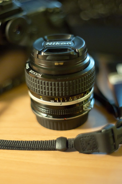 PENTAX SUPER-TAKUMAR 50mm F1.4 on NEX