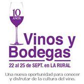 Finalizó la décima edición de Vinos y Bodegas