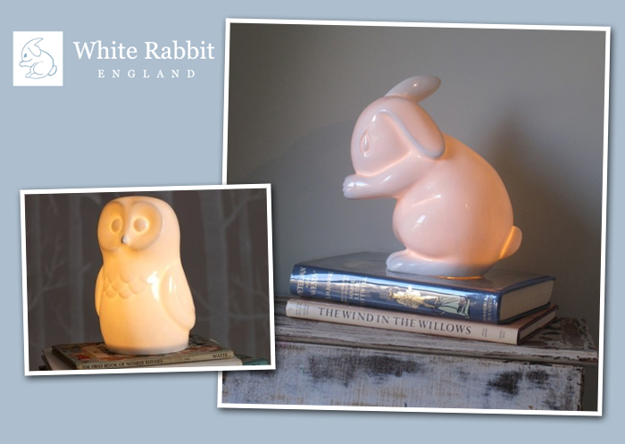 White Rabbit Nightlights