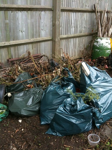 allotment bags - just some of them