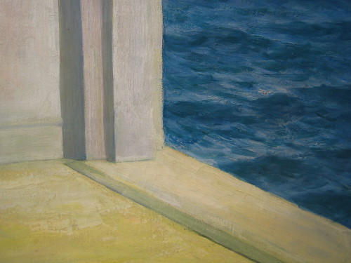 Rooms by the Sea (detail), 1951, Edward  Hopper _7745