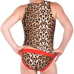 "men's shirt ""Leopard"" (Gentspants Herrenunterwäsche) Tags: gay jockstrap sexy jock pants underwear hunk string brief undies mal dessous stud hunks studs pant schwul mensunderwear unterwäsche retropants männerunterwäsche gentspants retropant"