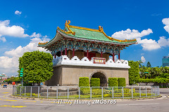 2_MG_5785-Historical Site, Historical Gate, Taipei City, Taiwan --------- (HarryTaiwan) Tags: traditional taiwan taipei                    harryhuang  hgf78354ms35hinetnet