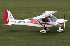 G-CEHV - 2006 build Comco C42 Ikarus FB80 (egcc) Tags: manchester 912 barton rotax ikarus cityairport c42 fb80 aerosport egcb gcehv mainairflyingschool 06106854