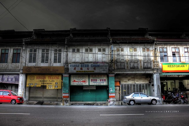 Ipoh Morning Street