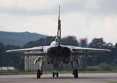 RAF Tornado F3, JU/ZE734, Leuchars Airshow, 11 Septmber 2010. (Shandchem) Tags: scotland fife 11 raf 2010 septmber tornadof3 leucharsairshow juze734