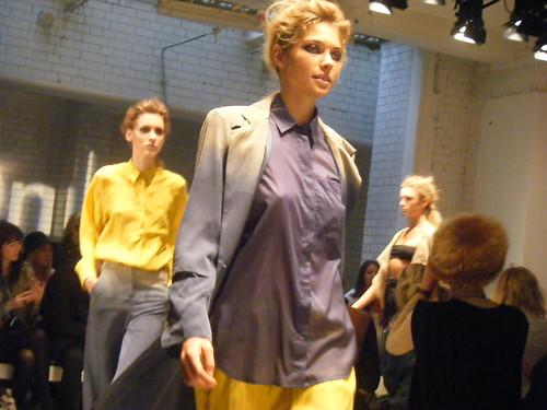 Louise Amstrup Runway