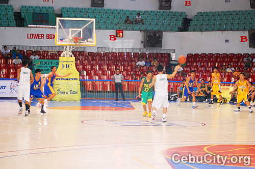 CESAFI All Starts Cebu City