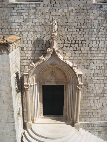 Domonkos-rendi kolostor és templom Dubrovnik óvárosában