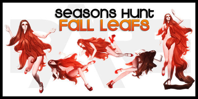 ..::DARE::.. Seasons Hunt Fall Poses