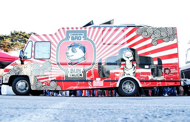 Chairman Bao Truck