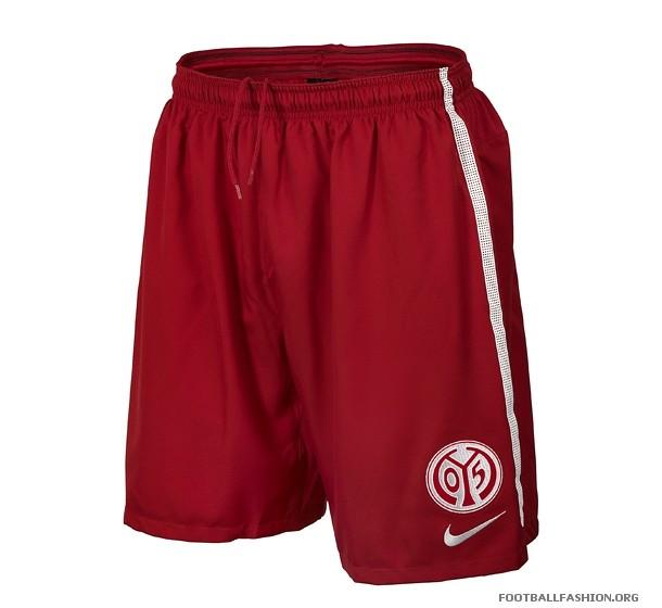 Mainz 05 Nike 2010/11 Away Kit / Trikot