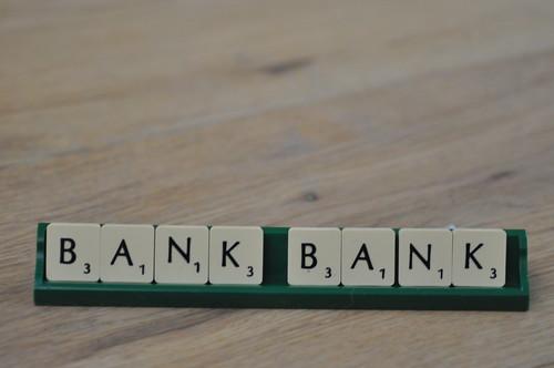 Ik heb al een bank
