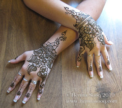 Henna for wedding