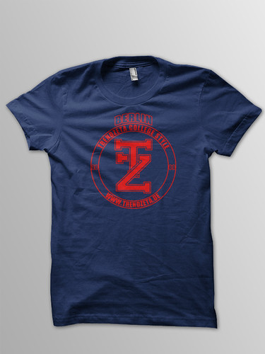 college shirt, trendzeta collection