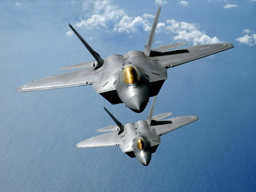f 22 raptor wallpaper. F 22 Raptor Aircraft